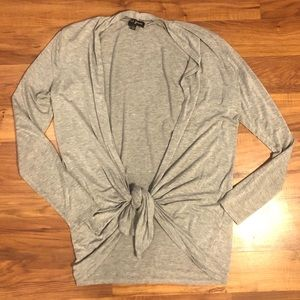🐋 3 for 10$ Gray Cardigan Sweater